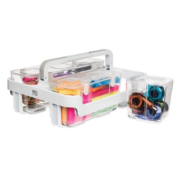 Folders / Binders / Cases Deflecto Caddy Organiser System