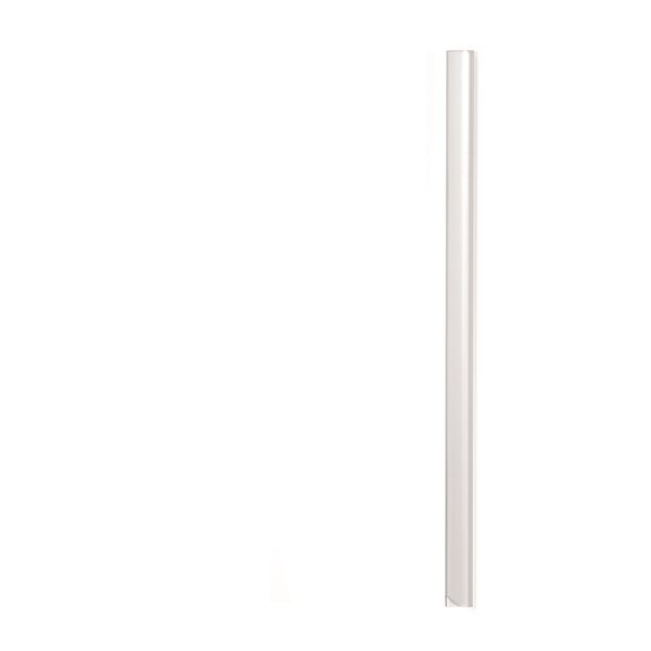 Durable Spine Bar A4 6mm Clear 293119 (PK50)