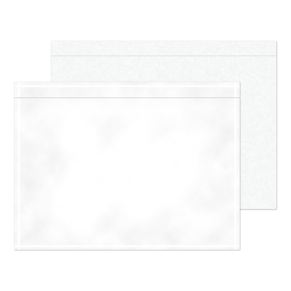 Document Enclosed Wallets Blake A6 168X126Mm Plain Document Enclosed Wallet Pk1000