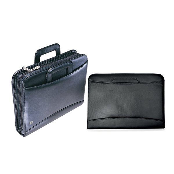 Collins Conference Folder with Retractable Handles BT001