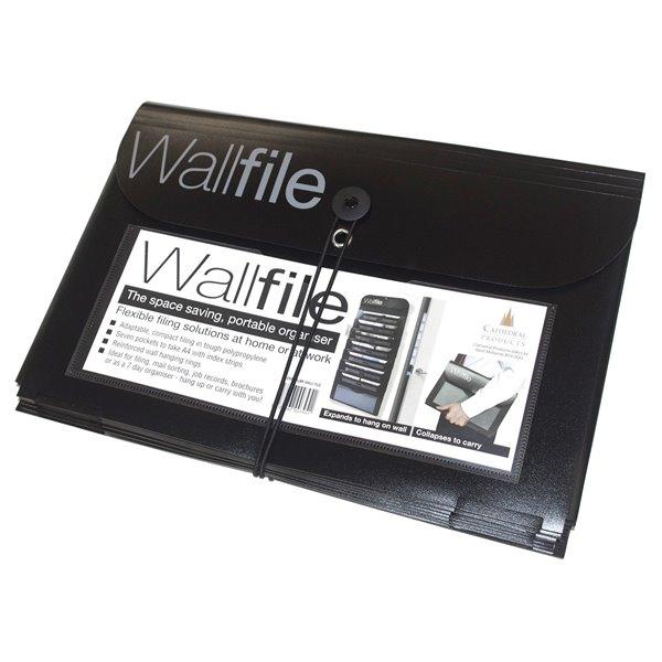 Cathedral Wallfile/Portable Hanging Organiser