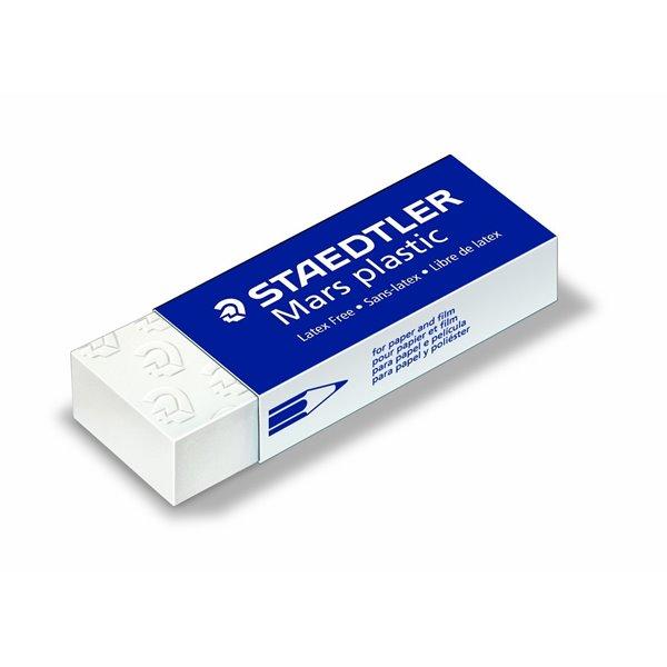 Erasers Staedtler Mars Plastic Eraser PK2