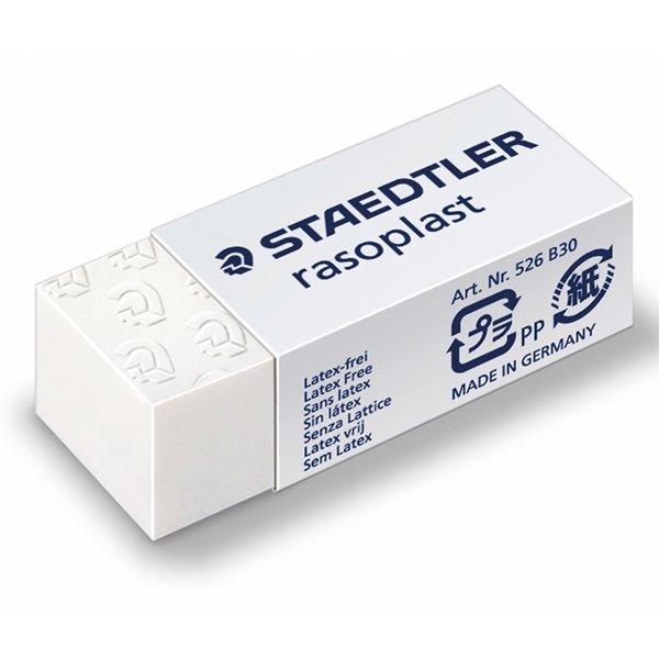 Erasers Staedtler Rasoplast Eraser Pack 30