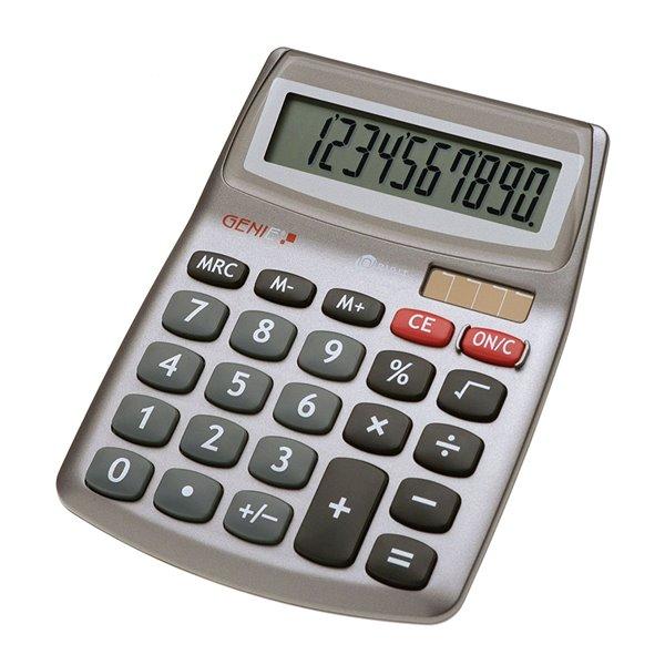 Desktop Calculator Value Genie 540 10-digit desktop calculator 10272