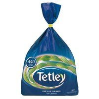 Tea Tetley One Cup Teabags High Quality Tea PK440