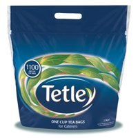 Tea Tetley One Cup Teabags High Quality Tea PK1100
