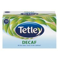 Tea Tetley Tea Bags Decaffeinated High Quality PK160