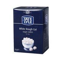Sugar / Sweetener Tate and Lyle White Rough-Cut Sugar Cubes 1kg