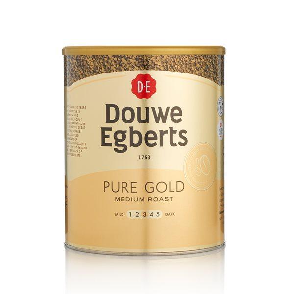 Coffee Douwe Egberts Pure Gold 750g