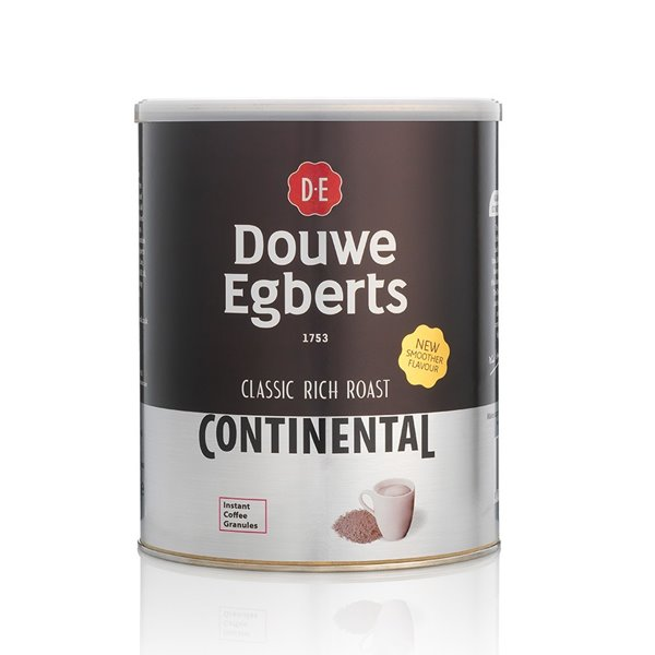 Coffee Douwe Egberts Rich Roast 750g