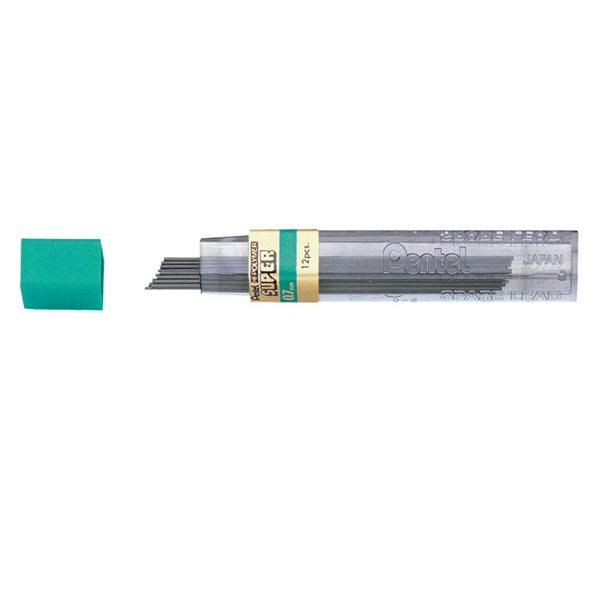 Refill Leads Pentel HB Refill Leads 0.7mm 50-HB PK12