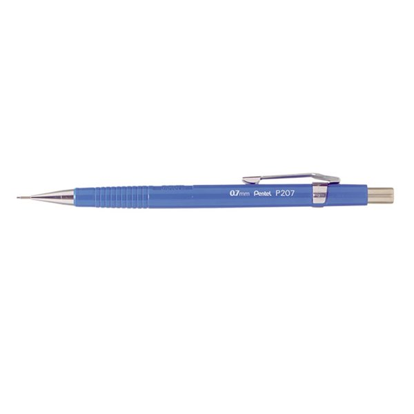 Pentel 20.7 Automatic Pencil 0.7mm Lead Blue PK12