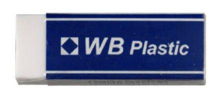 Erasers Value Plastic Eraser Pack of 20