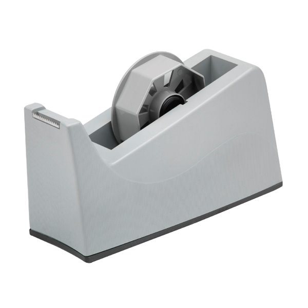 Value Tape Dispenser Dual Core Grey