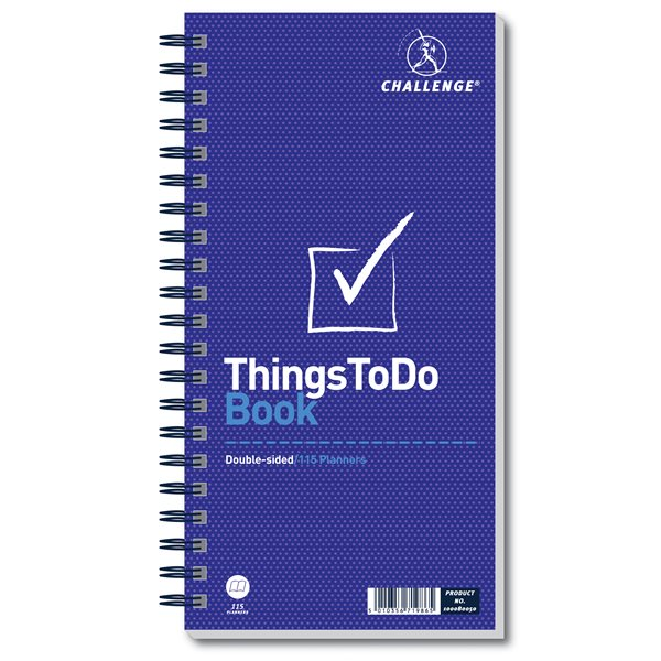 Challenge 280x141mm Things to do PK1