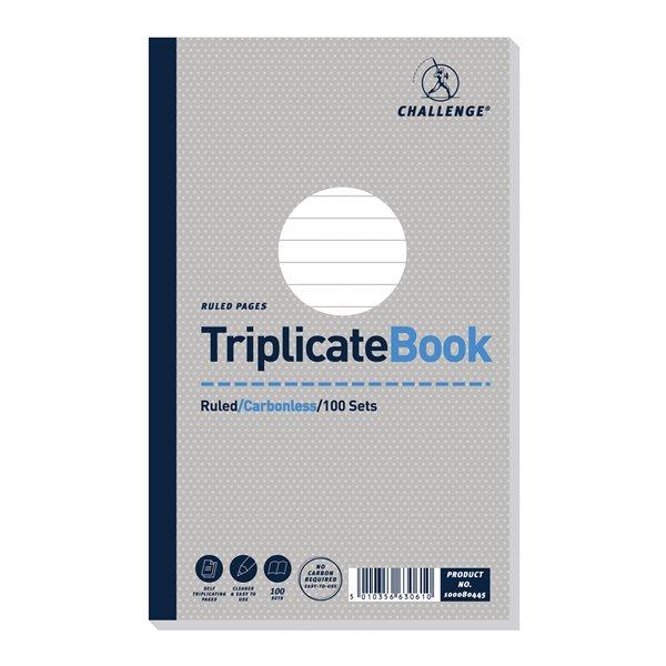 Triplicate Challenge 210x130mm Triplicate PK5