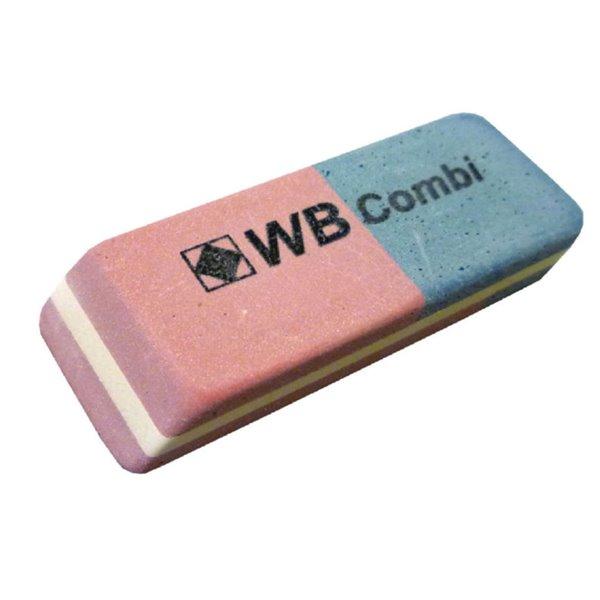 Erasers Value Combi Eraser PK40