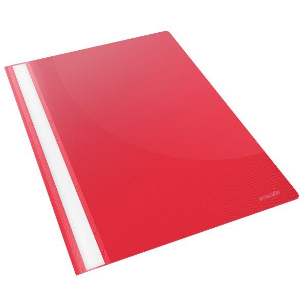 Esselte Vivida Report File A4 Red 28316 (PK25)