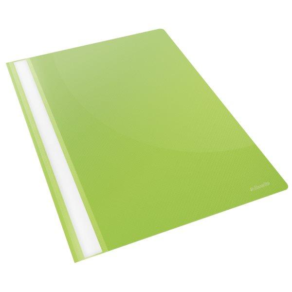 Esselte Vivida Report File A4 Green 28317 (PK25)