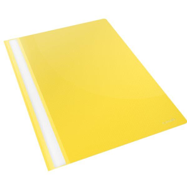 Esselte Vivida Report File A4 Yellow 28318 (PK25)