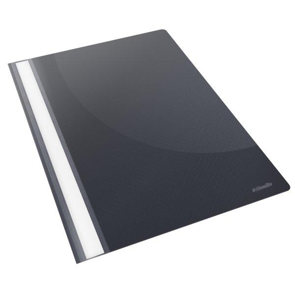 Esselte Vivida Report File A4 Black 28320 (PK25)