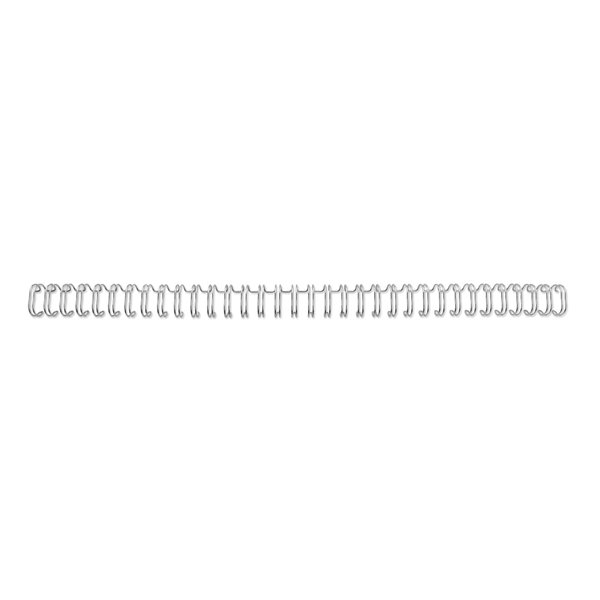 GBC 34 Loop Wire Elements 95mm No6 Silver RG810697 (PK100)