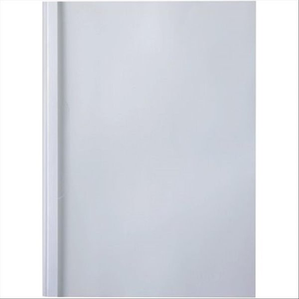 GBC Thermal Binding Covers A4 15mm White IB370014 (PK100)