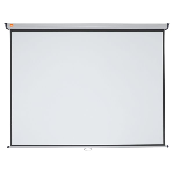 Screens Nobo Wall Mounted 4:3 Projection Screen 2000x1513mm