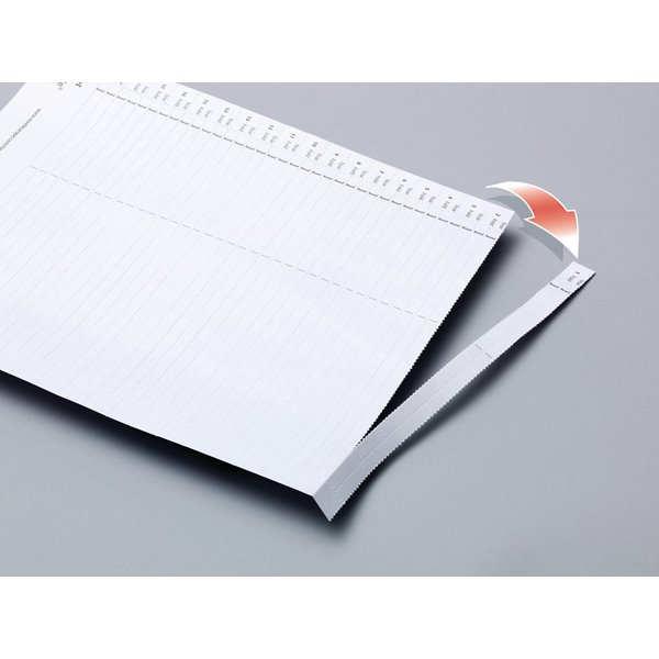Lateral Files Twinlock Crystalfile Lateral File Tabs Clear BX50