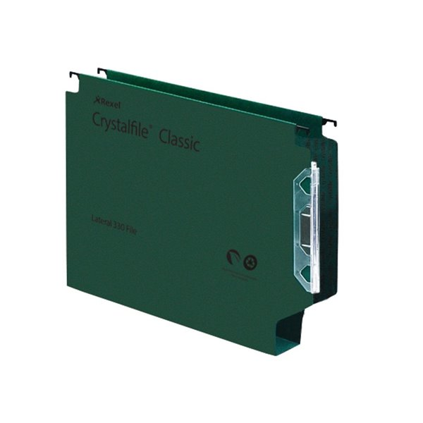 Lateral Files Twinlock Crystalfile Lateral 330mm File 50mm Green BX25