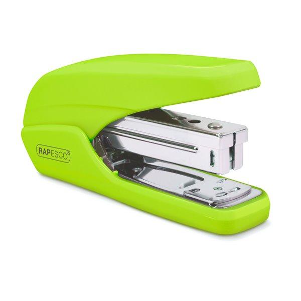 Long Arm Staplers Rapesco X5-25ps Less Effort Stapler Green