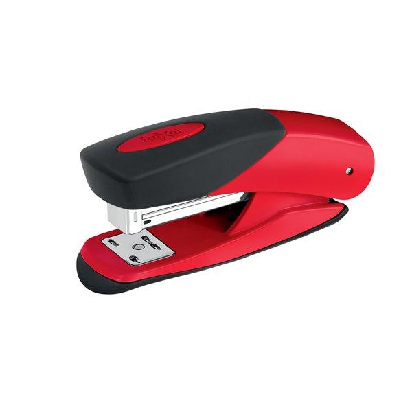 Desktop Staplers Rexel Choices Matador Half Strip Stapler Red