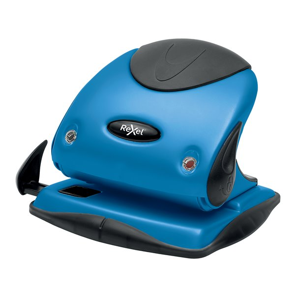 Hole Punches Rexel Choices P225 2 Hole Punch Blue