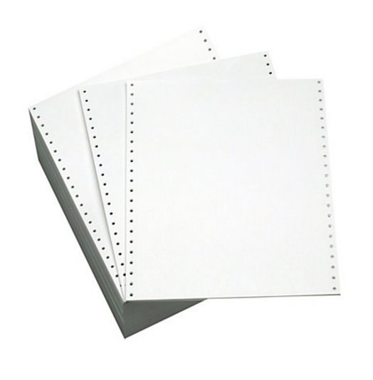 Value Integrity Listing Paper 11x368 70gsm Ruled BX2000