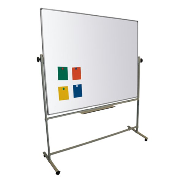 Magnetic Magiboards (1200x900) Mgntc Dble Sided Mobile Whiteboard