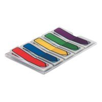 Indexes Post-it Index Arrows 12mm 100 Tabs 5 Colours 684-ARR1