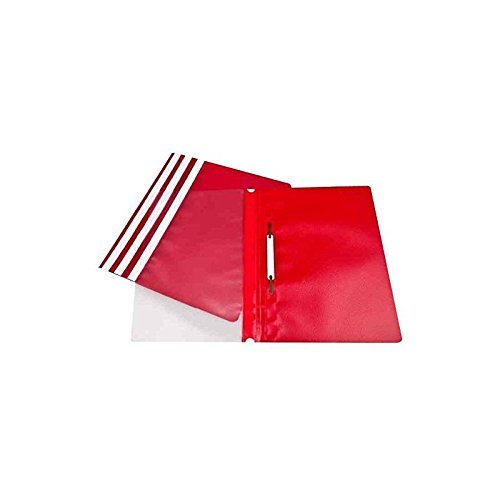 Value Report Files A4 Red PK25