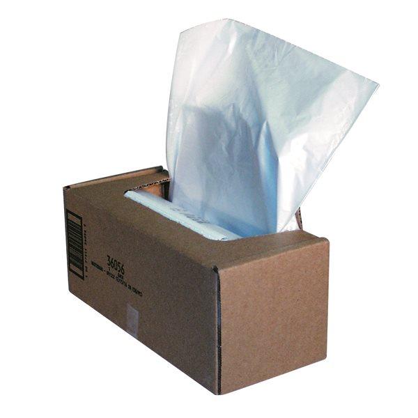 Bags / Sacks Fellowes Shredder Bag C320 and C420 Shredders 36056 (PK50)