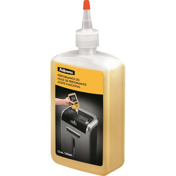 Shredders Fellowes Shredder Oil for Cross Cut Shredders 350ML 35250