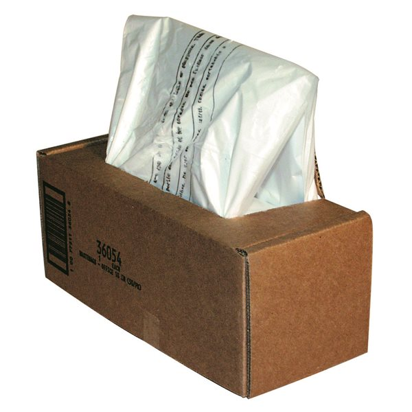 Shredders Fellowes Shredder Bags 36054 (PK50)