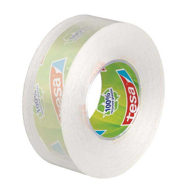 Clear Tape tesafilm eco & clear tape 19mm x 33m 57074 PK8