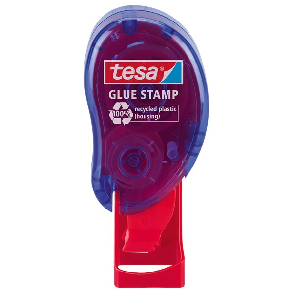 Glue Sticks tesa Glue Stamp 100% Recycled Housing 1100 stamps