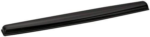 Mouse Mats Fellowes Crystal Gel Keyboard Wrist Rest Black  9112201
