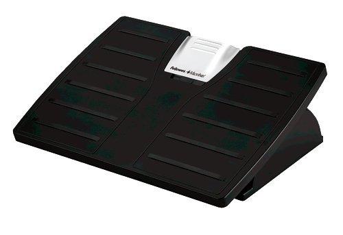 Fellowes Office Suites Microban Adjustable Footrest Black