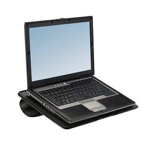 Fellowes Laptop Riser GoRiser Black for 15.4 inch Laptop