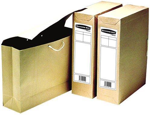 Storage Bags Fellowes R-Kive Basic Storage Bag Files PK25