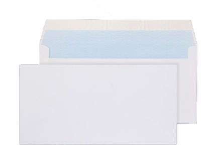 DL Everyday White P&S Wallet DL 110X220 100gsm PK50