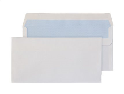 DL Everyday White SS Wallet DL 110X220 80gsm PK50