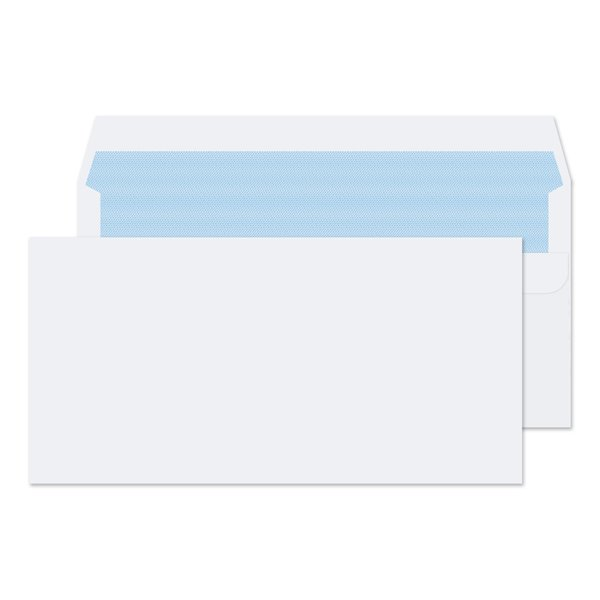 DL Everyday White SS Wallet DL 110X220 100gsm PK500