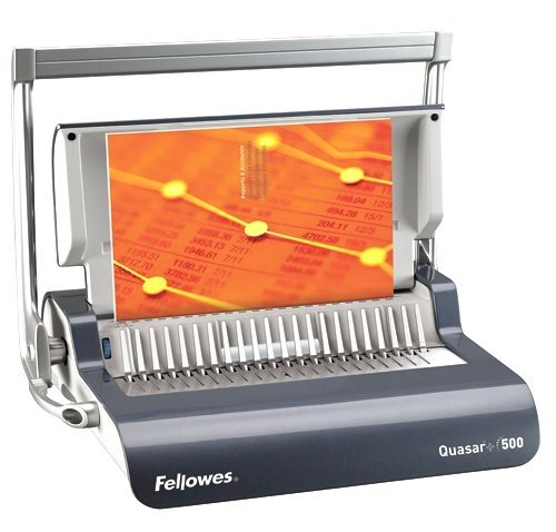 Fellowes Quasar Plus 500 Comb Binder